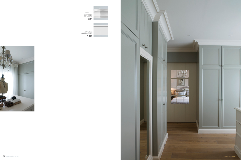 orac decor c341 id e inspirante pour la. Black Bedroom Furniture Sets. Home Design Ideas