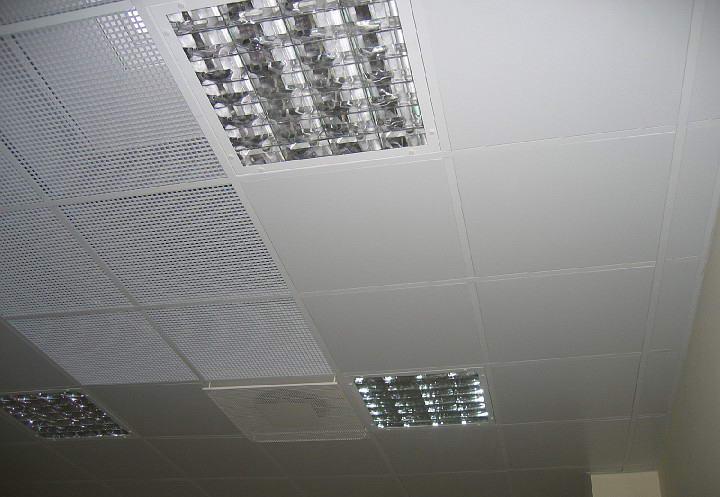 Кассетные алюминиевые потолки своими руками 66