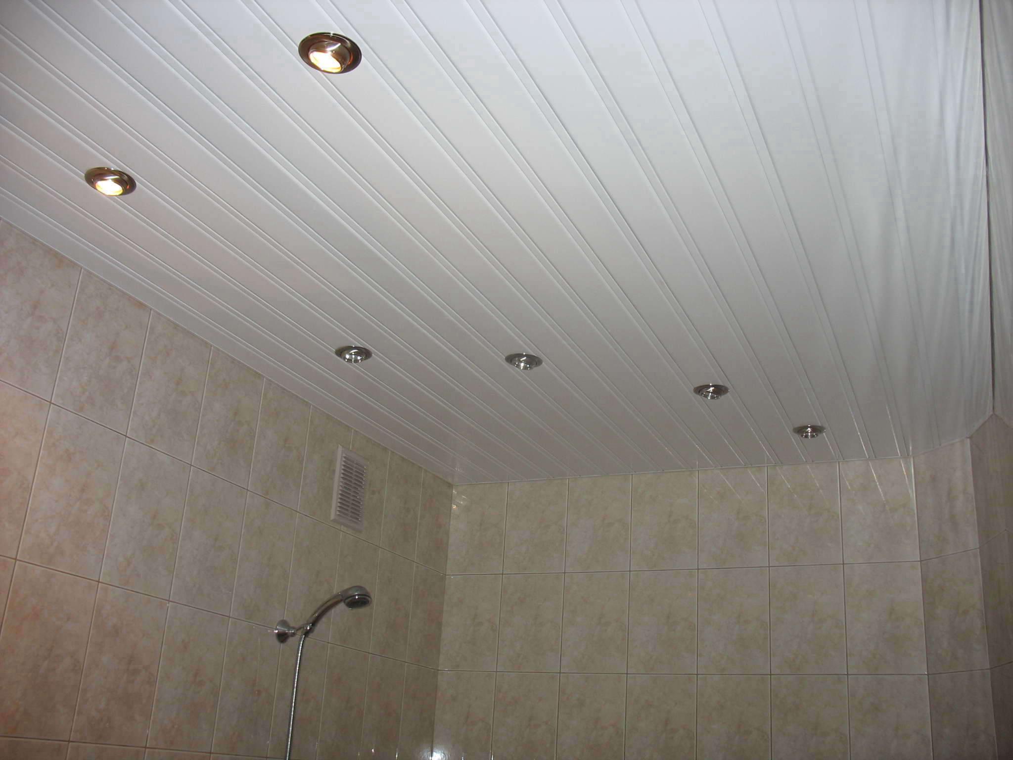 потолок алюминиевый фото