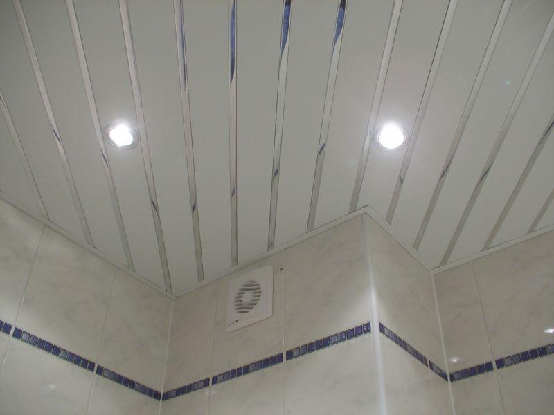 Как сделать подвесной потолок из сайдинга своими руками
